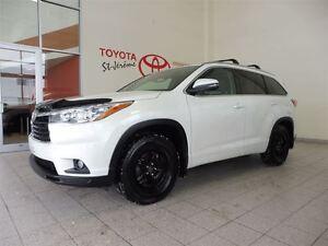 2014 Toyota Highlander * 4X4 * LIMITED * CUIR * TOIT * MAGS * GP