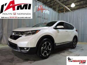 2017 Honda CR-V Touring DÉMO