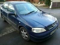 Vauxhall astra 2002 1.7 dti
