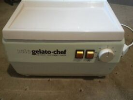 Gelato Professional Ice Cream Maker Good working condition .