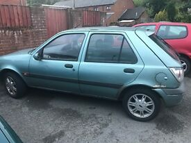Ford Fiesta for sale, open to offers