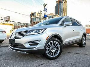 2015 Lincoln MKC   Leather,Sunroof,Navigation,Blind Spot System,