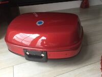 Piaggio / Vespa genuine top box NEW