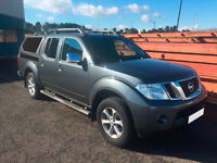 2013 Nissan Navara Tekna 2.5dCi (190) 4x4 LOW MILEAGE ***EXCELLENT CONDITION***