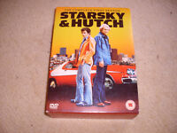 STARSKEY AND HUTCH - COMPLETE BOX SETS- SEASON 1 TO 3