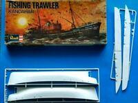 Kandahar Rare Vintage Fishing Trawler Model Kit Revel Airfix Italeri Tamiya