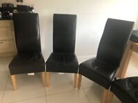 Reupholstery project Dining room chairs