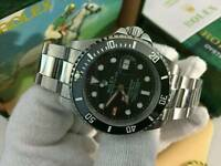New Swiss Men's Rolex Oyster Submariner Perpetual Automatic Watch