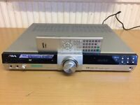 Aiva CX-VX55 DVD 5.2 Cinema Receiver, Built In Karaoke & Digital Radio, AUX Inputs etc Full Working