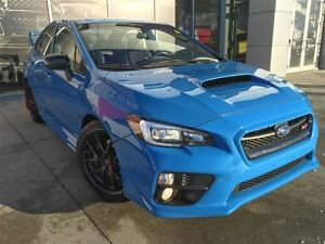 2016 Subaru WRX STi |Leather|Heated Seats|Low Kilometers