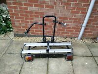 Thule Towball Bike Rear Towbar 2 Bike expanding Carrier and Electrics