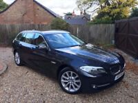 2011 BMW 5 Series 2.0 520d SE Touring! ONE FORMER KEEPER! FULL HISTORY! WHAT A CAR FOR THE MONEY!