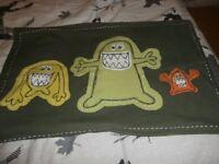 Dunlem kids single duvet cover and matching pillow case - see photos