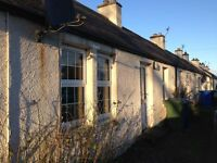 2 bedroom farm cottage - available now - near Tain - £425 pcm