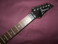 Ibanez RG-270 / RG270 , Electric Guitar Neck + Tuners.