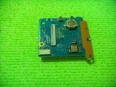 GENUINE SONY HDR-CX380 SD CARD BOARD PARTS FOR REPAIR