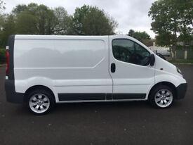 2014 Vauxhall Vivaro Trafic 2.0 Cdti 2700 SWB NO VAT