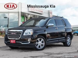 2017 GMC Terrain SLE-2 ACCIDENT FREE ONE OWNER ALL WHEEL DRIVE