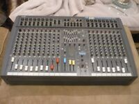 Soundcraft Spirit Powerstation 1200 Powered Mixer PERFECT WORKING ORDER AS NEW HARDLY BEEN USED
