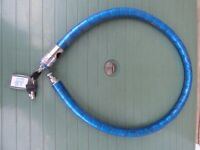 Motorcycle / scooter wheel lock