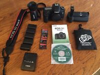 Canon 5D Mark iii kit with low shutter count
