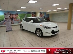 2013 Hyundai Veloster FWD 6-Speed Manual