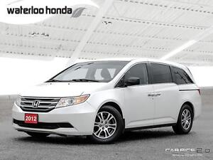 2012 Honda Odyssey EX Back Up Camera, Rear Entertainment and...
