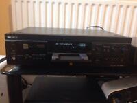 Sony ja20es mini disc recorder, minidisc excellent condition £120