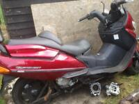 Suzuki burgman 400 for spares