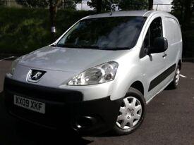 ((Bargain Peugeot Partner 1.6 Diesel Manual Silver))