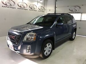 2011 GMC Terrain SLT-1 / AWD / LEATHER / BACK UP CAMERA