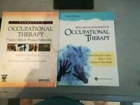 Occupational therapy books