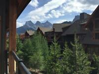 Canmore condo for rent