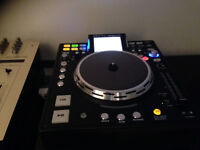 Dual Deck Denon DN-HS5500 STANDALONE \ CONTROLLER \ AUDIO INTERFACE
