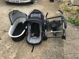 3 in 1 buggy