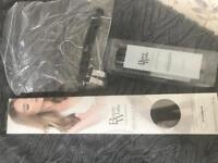 """** Beauty Works Deluxe 100% Remy Clip in hair extensions, 20"""" Chocolate"""