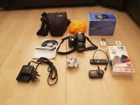 Canon Powershot SX50 HS digital camera kit