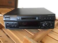 Sony MDS-S40 Minidisc deck
