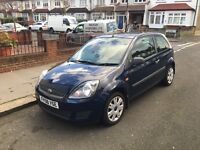 2008 Ford Fiesta 1.2 climate hpi clear cheap car not Corsa,golf,Astra,207,Megane