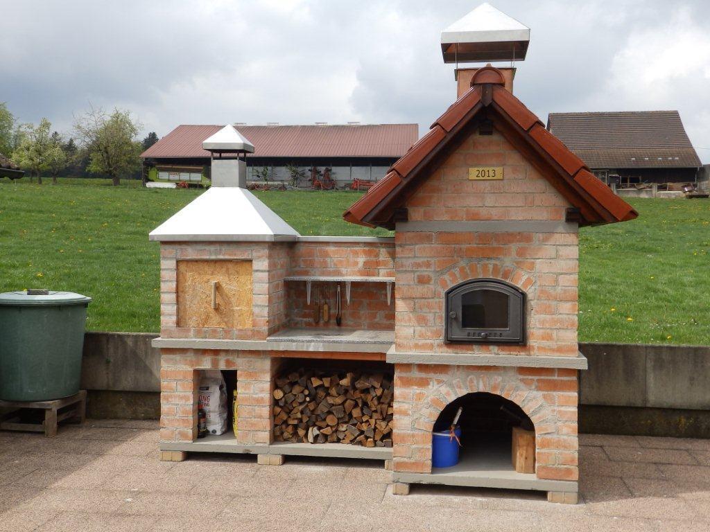 15 Baupläne + Bauanleitung für einen Holzbackofen ...
