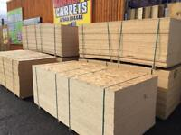 11mm 8x4 osb's £13 each