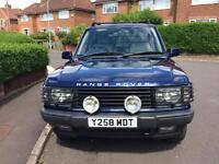 Range Rover 4.0 hse v8 p38