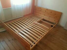 Bed Ikea sultan lien bed 80 x 200 1
