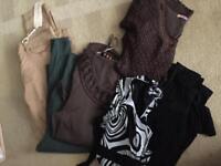 6 items of size 12 clothes bundle ladies