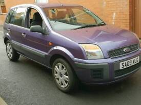 Ford fusion style climate Tdci diesel £30 tax not fiesta/focus/mondeo