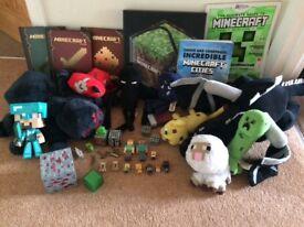 Bundle of Mincraft items