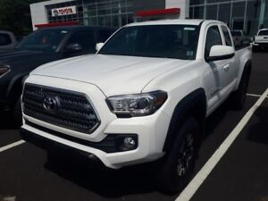 VEHICLE WAS $40255 NOW $37755. $2500 REDUCTION ON LAST 2017 TACO