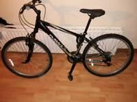 Dawes Custom Frame Xc21 SR Sun Tour M2025 Mountain Bike