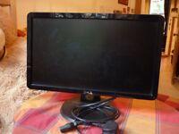 Dell IN2010Nb; LCD Widescreen Monitor (Grade B) C249N