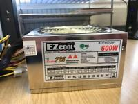 EZ COOL PS-O5 600w Power Supply